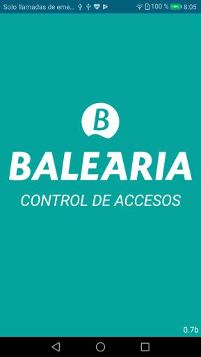 balearia - splash